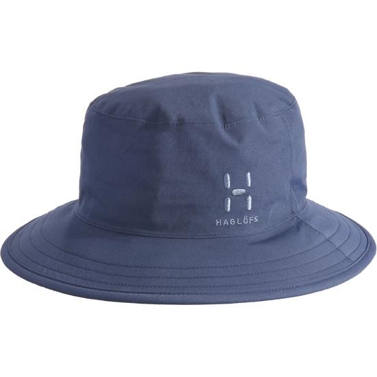 Haglöfs Proof Rain Hat - Tarn Blue