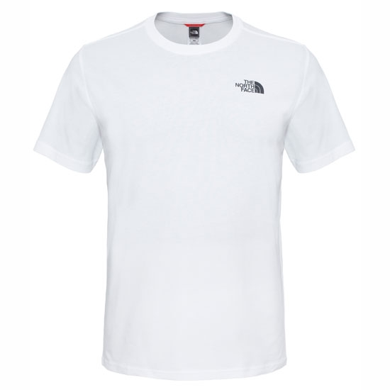 The North Face S/S Red Box Tee - Tnf White