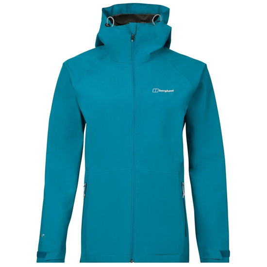 Berghaus Paclite 2.0 Shell Jacket W - Turquoise