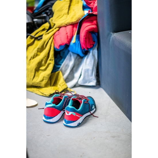 Millet Amuri Leather W - Photo of detail
