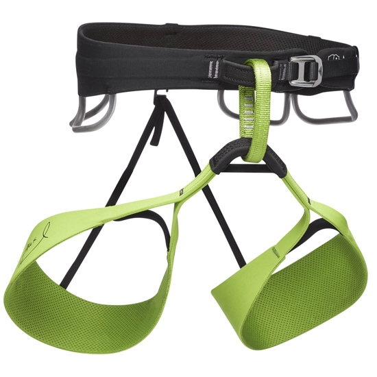 Black Diamond Solution Honnold Edition - Green