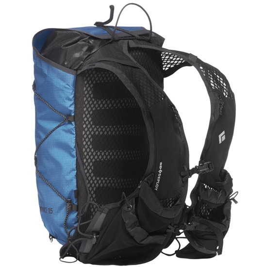 Black Diamond Distance 15 Backpack - Photo of detail