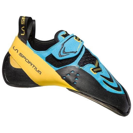 La Sportiva Futura - Blue/yellow