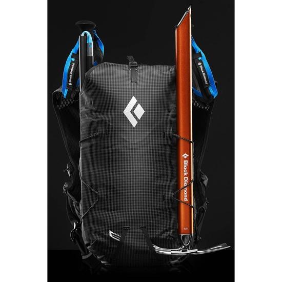 Black Diamond Distance 8 Backpack - Photo de détail