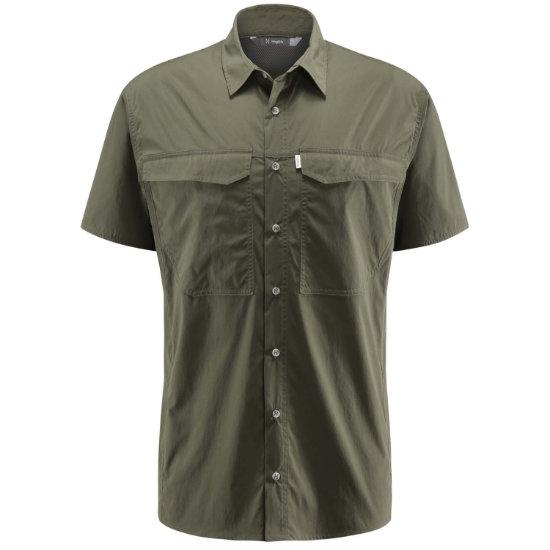 Haglöfs Salo SS Shirt - Deepwoods