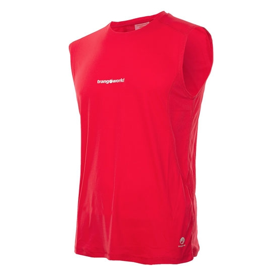 Trangoworld Noja Shirt - Rojo