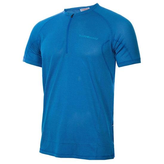 Trangoworld Nueno Shirt - Azul Oscuro/Azul Cielo