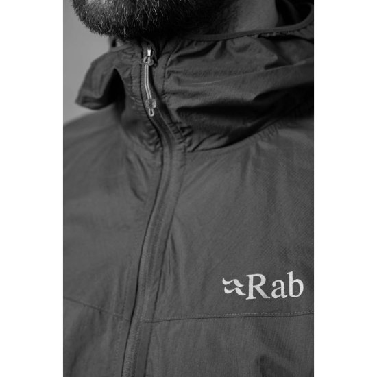 Rab Vital Windshell Hoody - Detail Foto