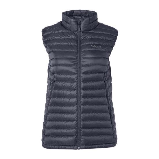 Rab Microlight Vest W - Steel / Passata