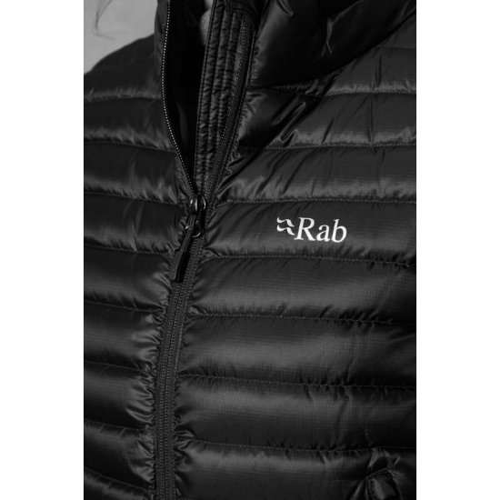 Rab Microlight Vest W - Photo of detail