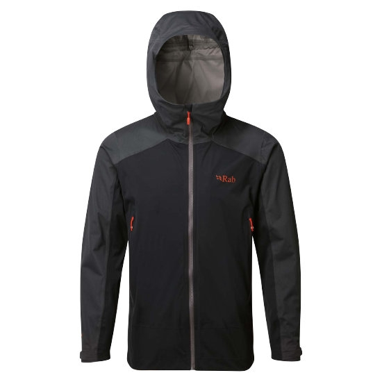 Rab Kinetic Alpine Jacket - Beluga