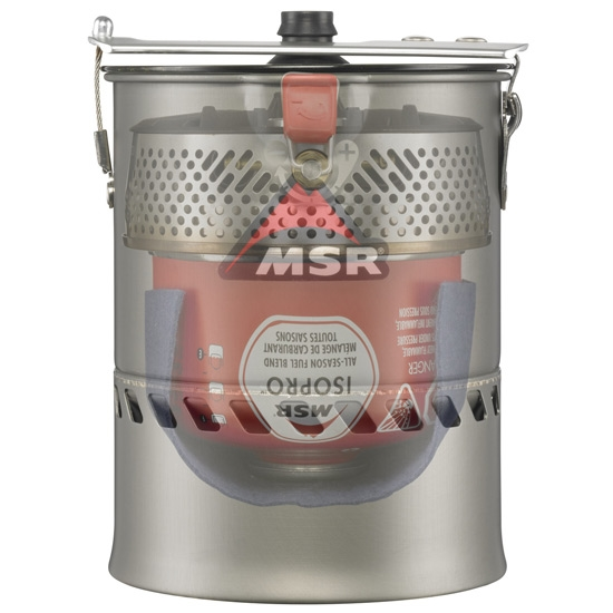 Msr Reactor 1L Stove System - Photo of detail