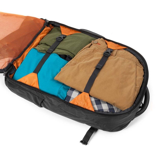 Lowe Alpine AT Lightflite Carry-On 45 - Photo of detail