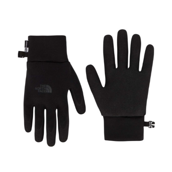 The North Face Etip Grip Glove - Tnf Black