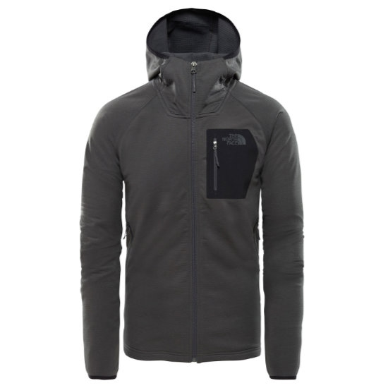 The North Face Borod Hoodie - Asphalt Grey/Tnf Black