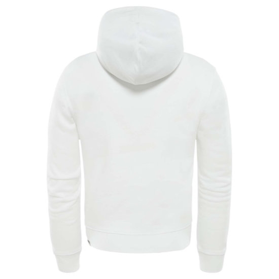 The North Face Drew Peak PO Hoodie Youth - Photo of detail
