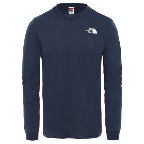 The North Face Simple Dome Tee - Urban Navy
