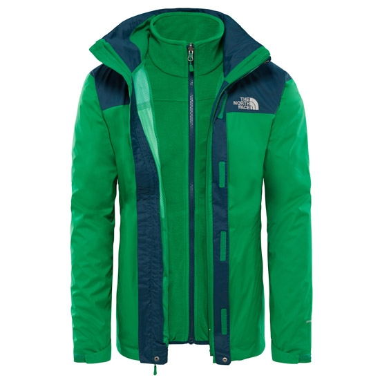 1370dc8cd9f3 The North Face Evolve II Triclimate Jacket - Insulated - Waterproof ...