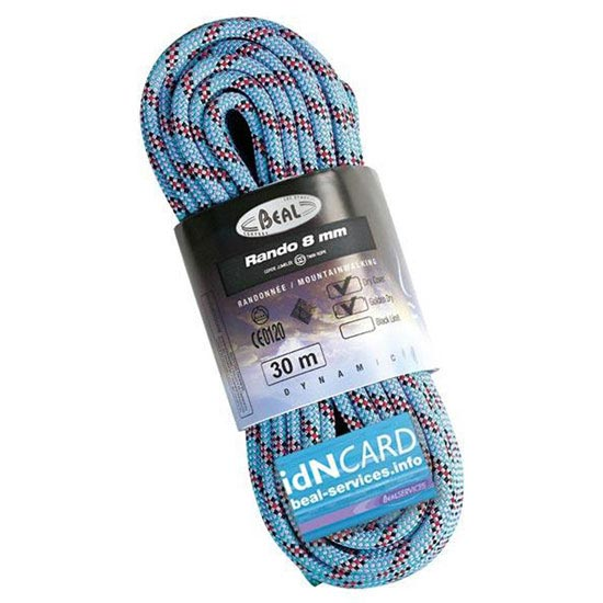 Beal Rando Golden Dry 8 mm x 30 m -
