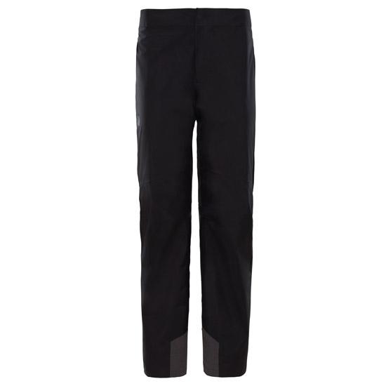 The North Face Dryzzle Full Zip Pant - Tnf Black/Tnf Black