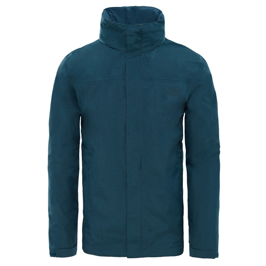 The North Face Sangro Jacket - Kodiak Blue Light Heather