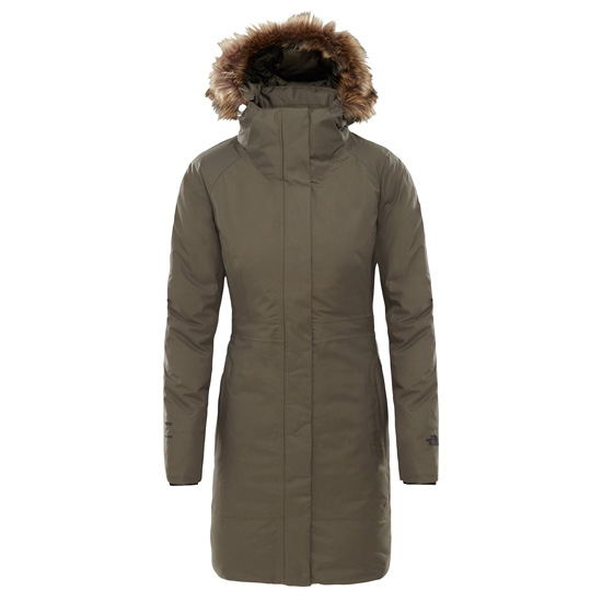 1806acbb The North Face Arctic Parka II W - Waterproof - Jackets - Women's ...