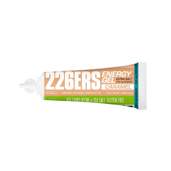 226ers BIO Energy Gel Extra salt -
