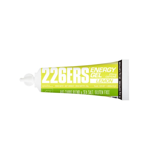 226ers BIO Energy Gel (Cafeína 25 mg) -