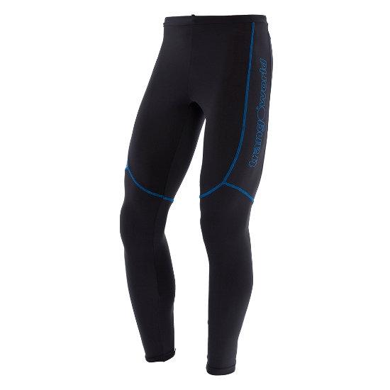 Trangoworld Gotor Pant - Negro/Azul Oscuro