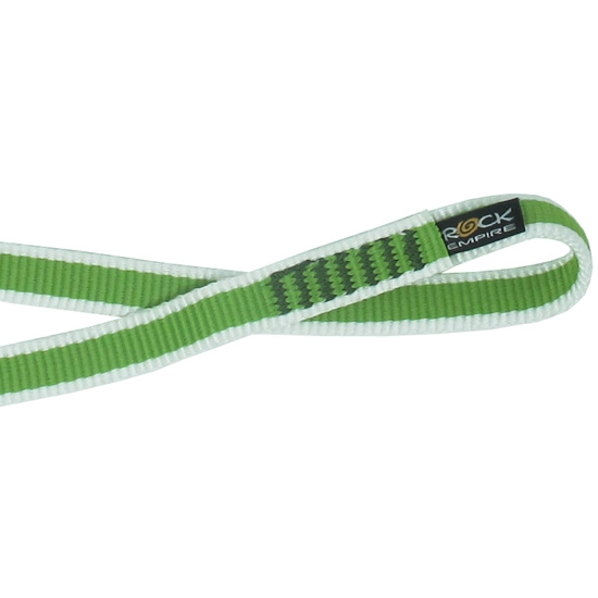 Rock Empire Open Sling Pa 16 mm x 60 cm - Verde