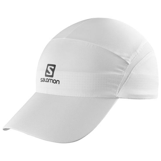 Salomon Xa Compact Cap - White/White