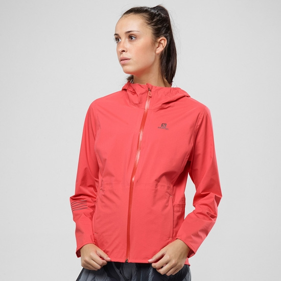 Salomon Lightning WP Jacket W - Foto de detalle