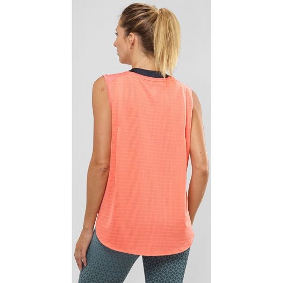 Salomon Comet Breeze Tank W - Photo of detail
