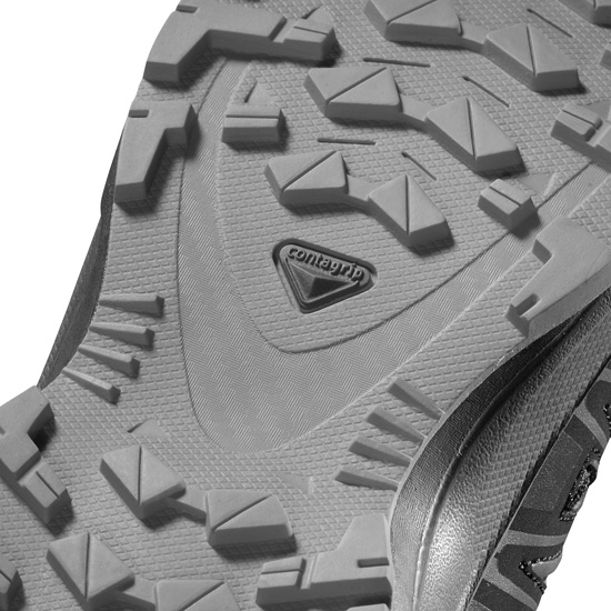 Salomon Xa Pro 3D Jr - Photo of detail