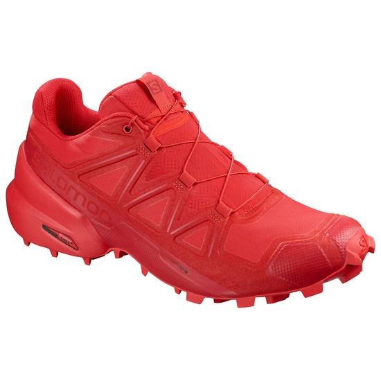 Salomon Speedcross 5 - High Risk Red/Barbados Cherry