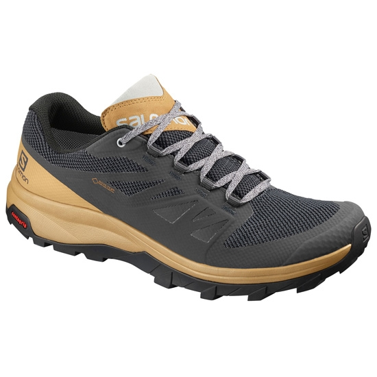 Salomon OUTline GTX - Ebony/Bistre/Pearl Blue