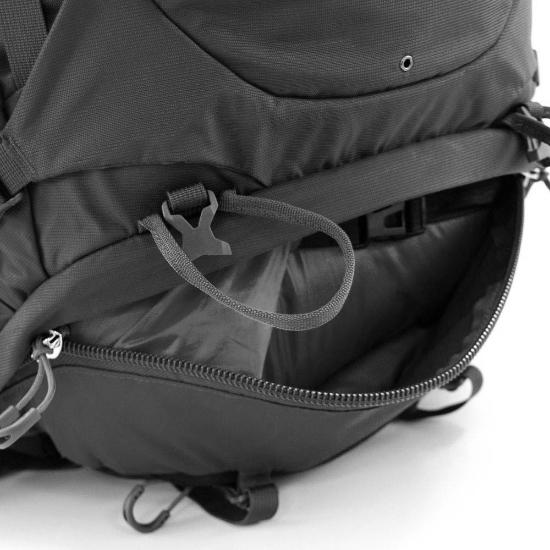 Osprey Kestrel 68 - Photo of detail