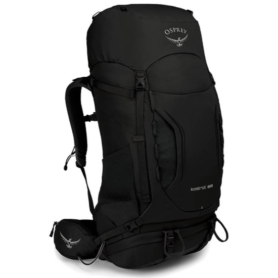 Osprey Kestrel 68 - Black
