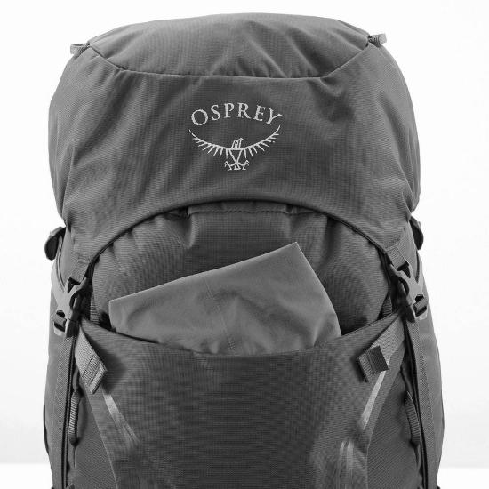 Osprey Kestrel 58 - Detail Foto