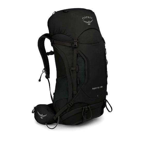 Osprey Kestrel 48 - Black