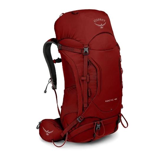 Osprey Kestrel 48 - Rogue Red