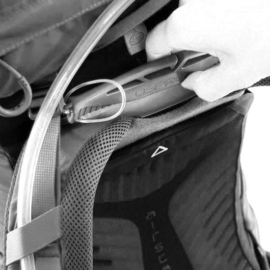 Osprey Kestrel 48 - Photo of detail
