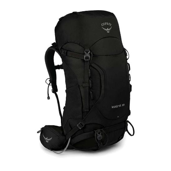 Osprey Kestrel 38 - Black