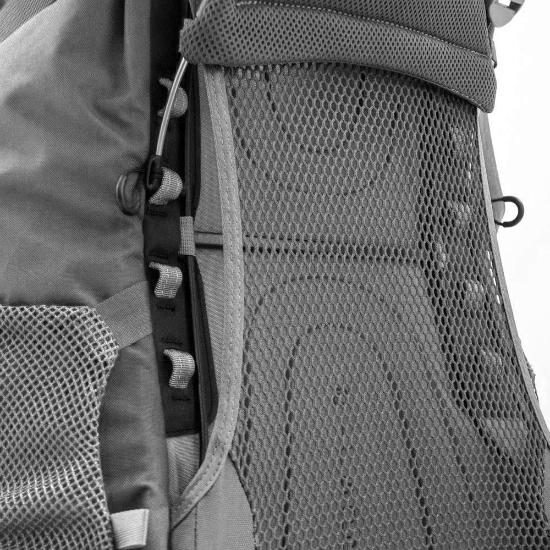 Osprey Renn 65 W - Detail Foto