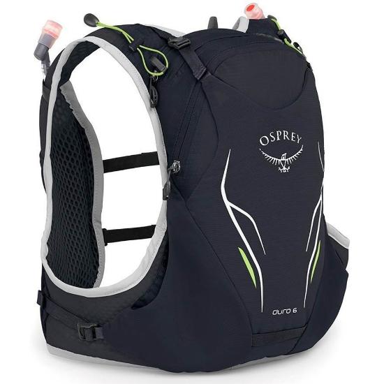 Osprey Duro 6 S/M - Alpine Black