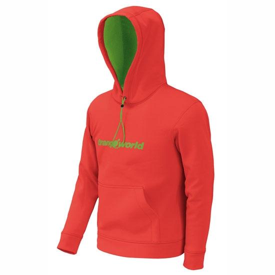 Trangoworld Kura Jr - Rojo Fuego/Verde