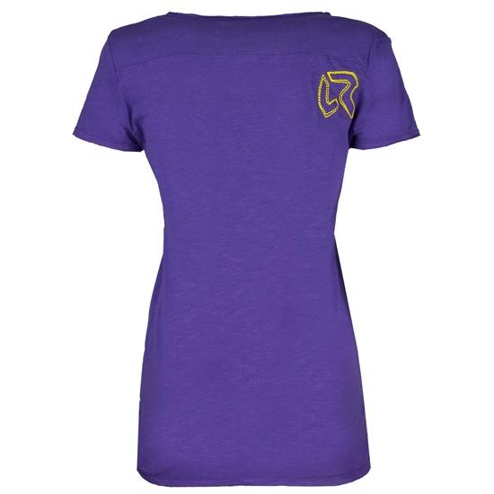 Rock Experience Seal T-Shirt W - Photo de détail