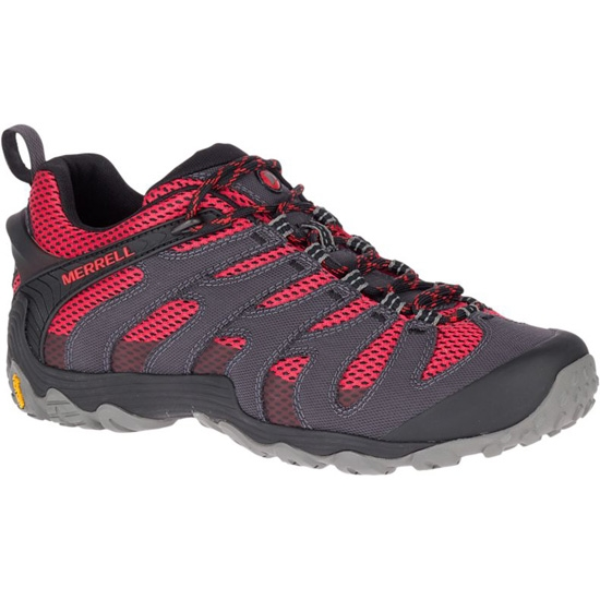 Merrell Chameleon 7 Slam - Red/Grey