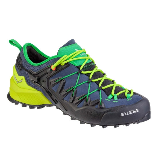 Salewa Wildfire Edge - Ombre Blue/FYellow