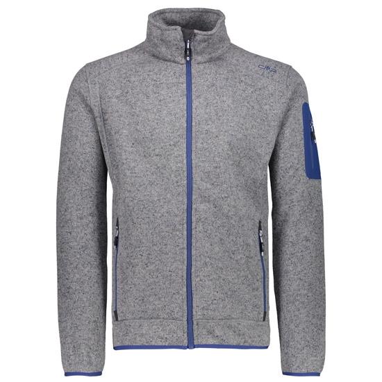 Campagnolo Knitted Jacket - Argento/Asphalt